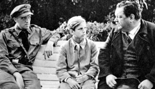 """Filmstill aus """"Hitlerjunge Quex"""""""